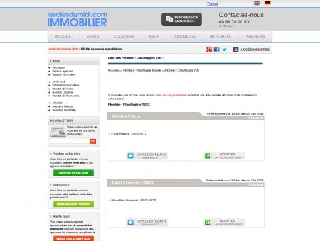 Plombier / Chauffagiste Yutz Moselle 57 - Les...