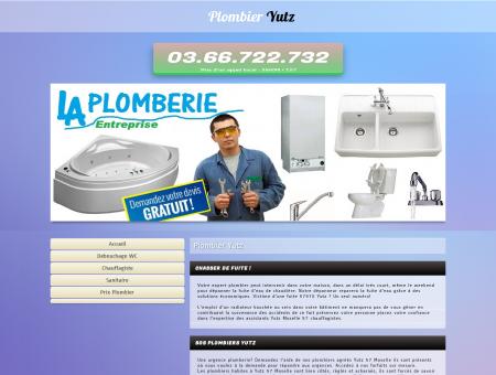 Plombier 57970 Yutz - Numéro 1 curage
