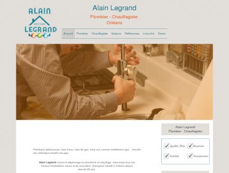 LEGRAND ALAIN | Plombier | Chauffagiste