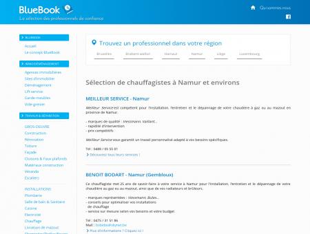 Chauffagistes à Namur : installation et...