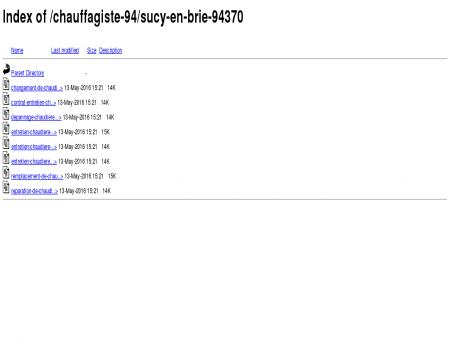 Chauffagiste Sucy-en-Brie 94370   Artisans...
