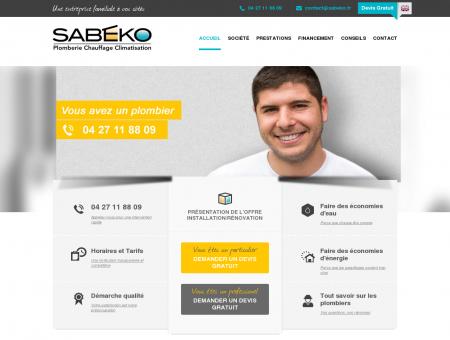 SABEKO - Plombier Chauffagiste à Lyon -...
