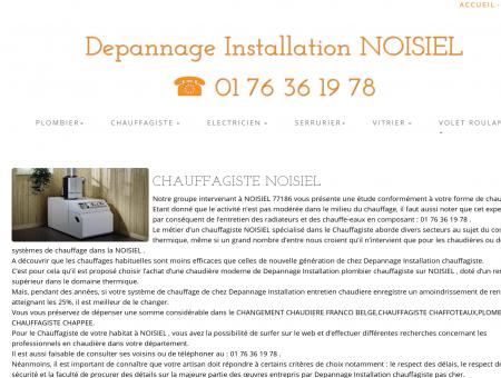 Chauffagiste NOISIEL | 01 76 36 19 78