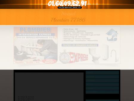 Plombier 77186 Noisiel | Antoine emploi...