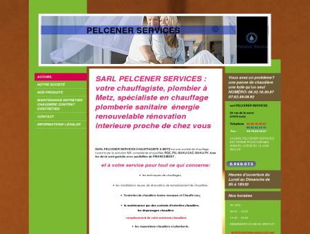 Bienvenue chez Sarl Pelcener Services