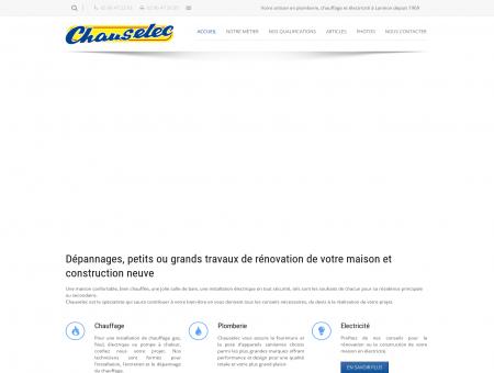 Plombier, Chauffagiste Electricien Lannion...