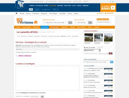 Clim Suez - Chauffagiste de Le Lamentin |...