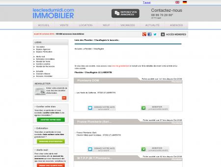 Plombier / Chauffagiste Le lamentin