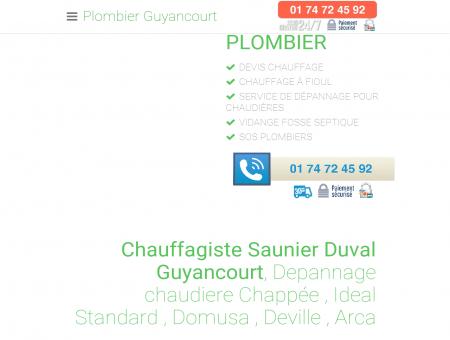 Plombier Guyancourt - [ 01 74 72 45 92 ] Patr78