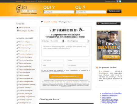 Chauffagiste Illzach 68110 - Chauffagiste -...