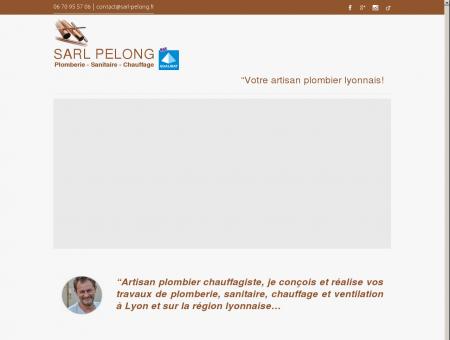 SARL PELONG, Artisan Plombier Chauffagiste,...