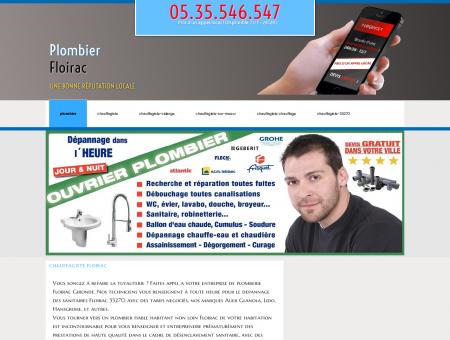 Plombier 33270 Floirac - Victor métier de...