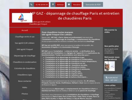 Frisquet Elm Leblanc - Chauffagiste Paris-...