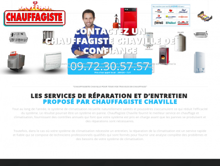 Chauffagiste Chaville