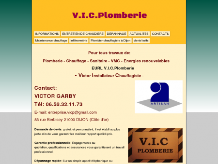 V.I.C.Plomberie