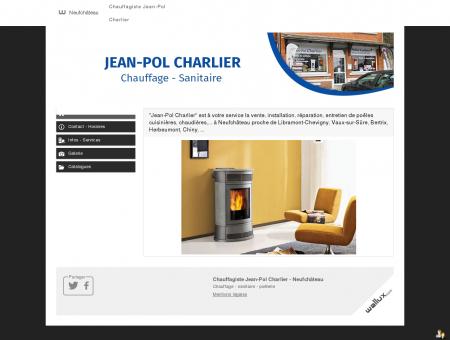 Chauffagiste Jean-Pol Charlier || wallux.com -...