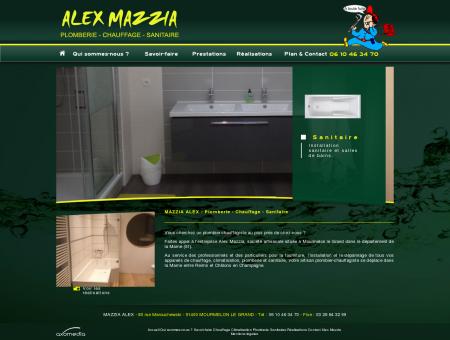 MAZZIA ALEX : Plomberie - Chauffage - Sanitaire