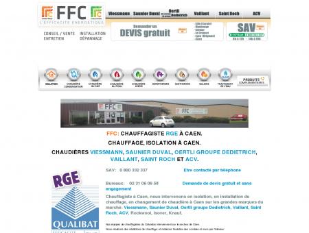 Caen Chauffagiste Isolation - FFC Chauffage,...