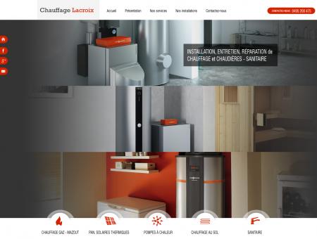 Chauffagiste Viessmann - Chauffage Lacroix