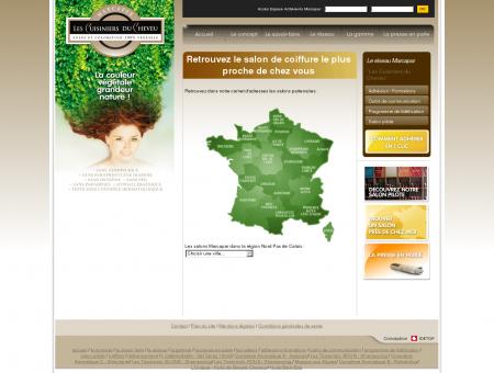 Salon de coiffure en Nord Pas de Calais du...