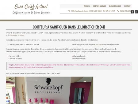 Coiffeur à Saint-Ouen dans le Loir-et-Cher (41)