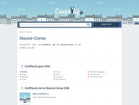 COIFFEURS 2B - SALONS DE COIFFURE DE LA...