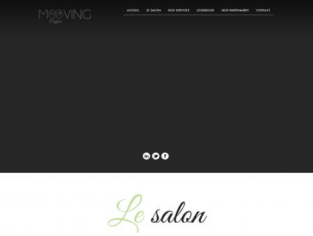 Mooving Coiffure - Salon de coiffure Combs...