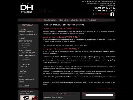 Studio DIV' HAIRCING Coiffure Beauté Bien-être