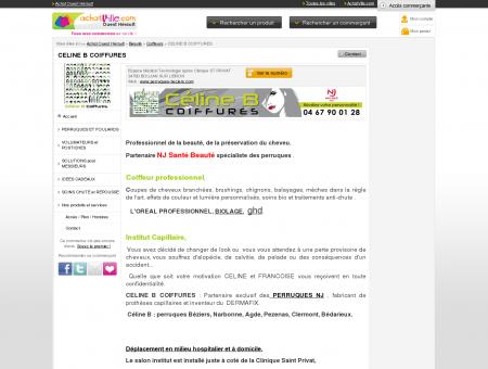 CELINE B COIFFURE : COIFFEUR INSTITUT...