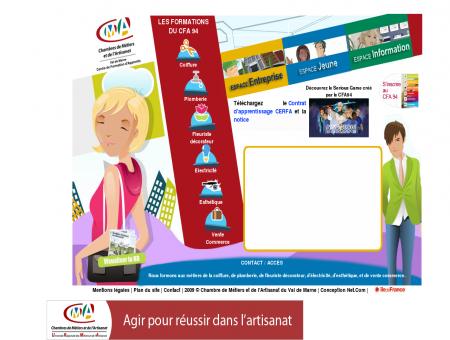 CFA 94, le Centre de Formation d'Apprentis de...