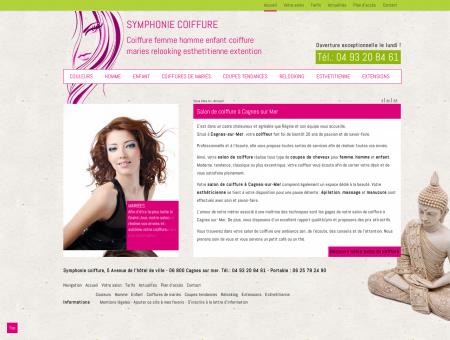 Salon de Coiffure Cagnes-sur-Mer, coiffeur...
