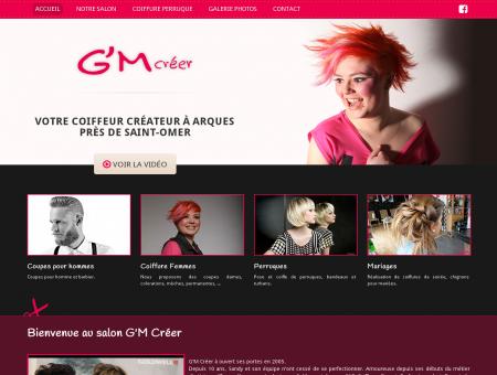 G'M Créer: salon de coiffure, institut de beauté ...
