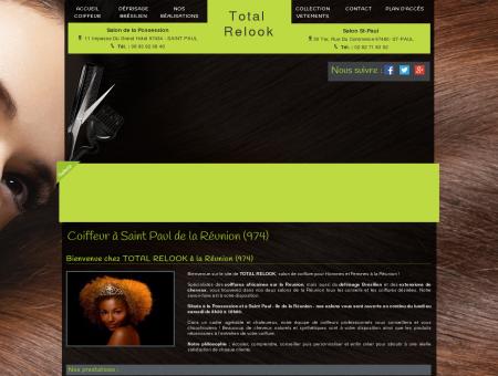Salon de coiffure 974 - TOTAL RELOOK :...
