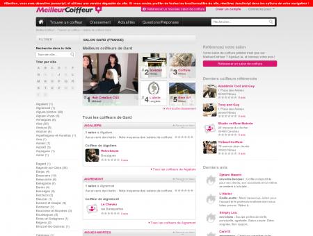 Coiffeurs Gard - Guide des meilleurs salons de...