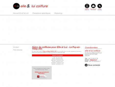 Coiffure Le Puy en Velay - ELLE ET LUI :...