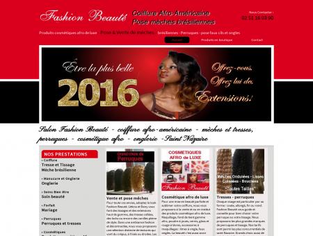 Salon mixte - Coiffure afro - Fashion Beauté :...