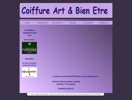 Accueil Art & Bien Etre