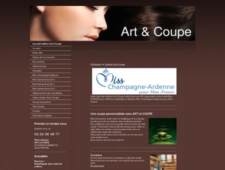 Coiffure Art et Coupe - Salon de coiffure ART...