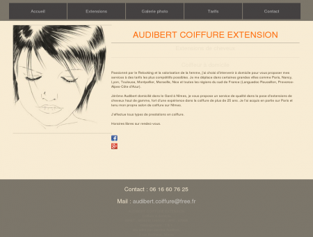 Jérôme Audibert Coiffure Extension de cheveux