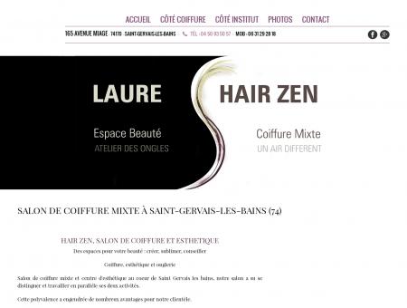 Salon de coiffure mixte à Saint-Gervais-les...