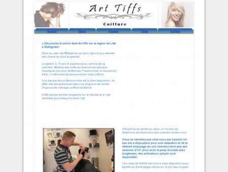Art tiffs, votre salon de coiffure à Wattignies,...