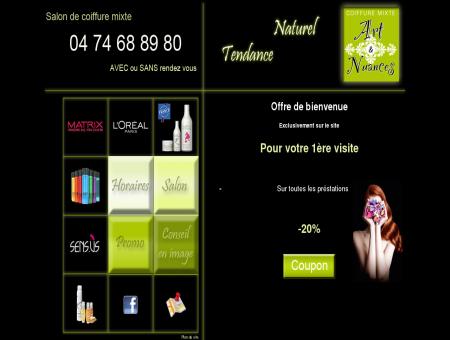 Salon de coiffure Villefranche-sur-Saône, 50...