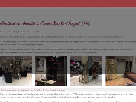 Institut de beauté, mise en plis , Cormelles-le...
