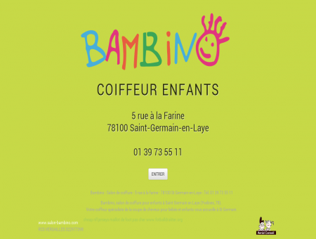 salon de coiffure enfant saint germain en laye...