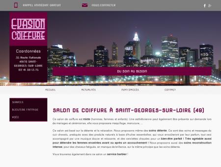 Salon de coiffure à Saint-Georges-sur-Loire (49)