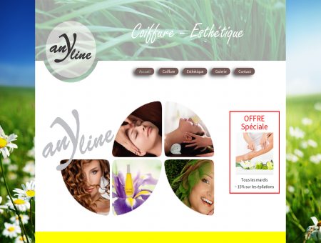 AnyLine | Coiffure & Esthétique Viroflay