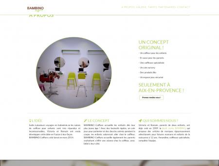 Bambino Coiffure | Salon de Coiffure pour les...