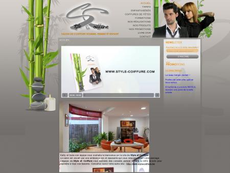 Style et Coiffure - salon de coiffure à Leuze en...