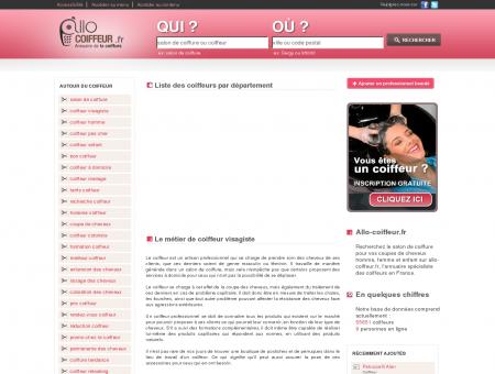 Coiffeur - Annuaire des coiffeurs visagistes et...