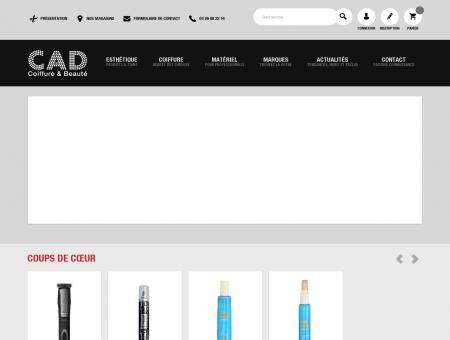 CAD / Shop Coiffure Beauté / Coiffure,...